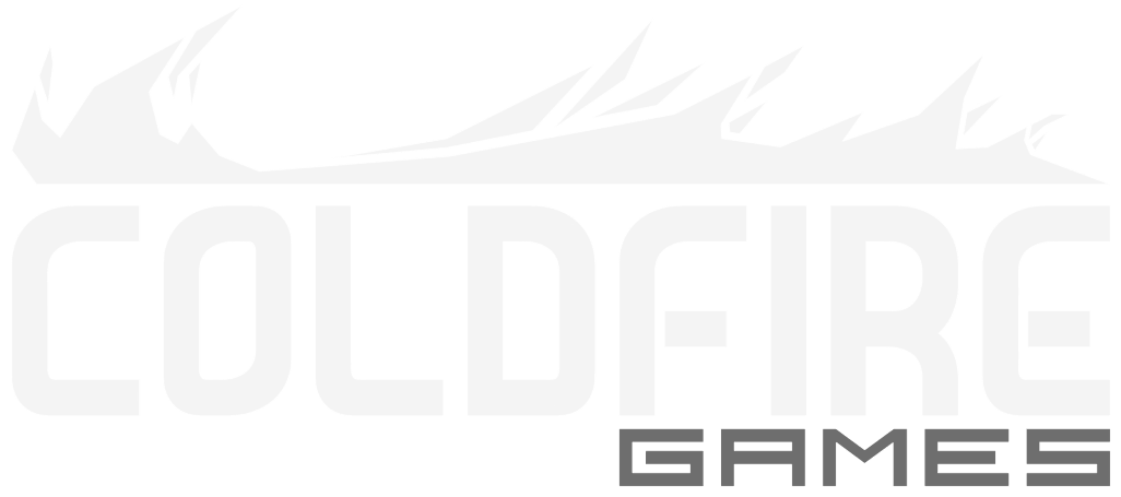 ColdFire Games Logo